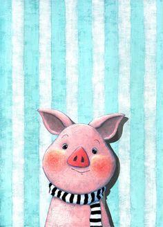 ❤Lil' Piggy.•◘.•◘.•◘❤ …