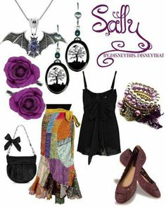 This is absolutely great for those who adore Sally from Nightmare Before Christmas!