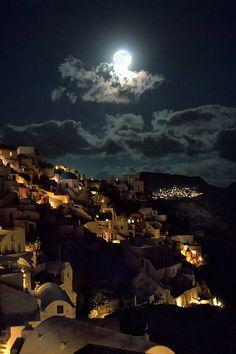 Oia, Greece by Marcus Frank
