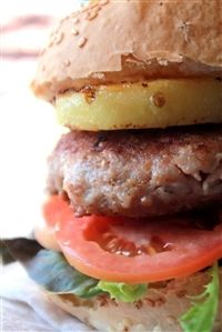 Weigh-Less Online - Hawaiian Style Burgers