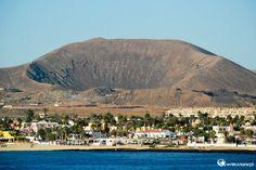 fuerteventura CORRALEJO | ... Fuerteventura widziane od strony miejscowości Corralejo - zdjęcie