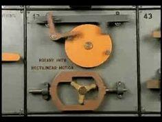 rotary into rectilinear - YouTube