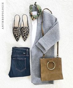 A great outfit for a fall weekend | Shop Anthropologie