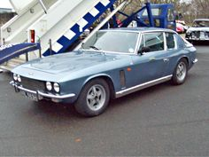 70s Cars, Retro Cars, Vintage Cars, Classic European Cars, Classic Cars, Jensen Interceptor, British Sports Cars, West Bromwich, Limited Slip Differential