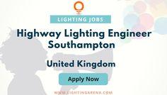 Highway Lighting Engineer – Southampton - United Kingdom https://www.lightingarena.com/jobs/highway-lighting-engineer-southampton/?utm_content=buffer20ed6&utm_medium=social&utm_source=pinterest.com&utm_campaign=buffer #jobs #hiring #jobsearch #lightingarenajobs #jobsearchuk