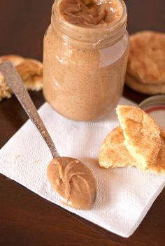 Snickerdoodle Cookie Butter + Snickerdoodle Recipe | A Cookie Named Desire