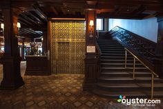 Inside The Lobby Of Hotel Del Coronado A Man Sleeps
