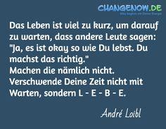 L - E - B - E. Lebe.