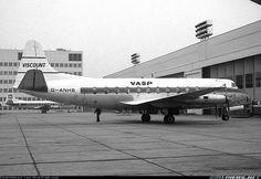 VASP-Viscount-PP-SRN - (G-ANHB)