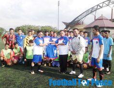 Uni Papua Fc Kuta Gle Aceh with Aceh Football figures Usman Aminullah, SE, Ak, MM http://unipapua.net/berita/uni-papua-fc-kuta-gle-aceh-with-aceh-football-figures/ #unipapua