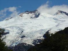 Cerro Tronador, Bariloche, Patagonie Argentine