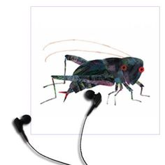 Create an Audio Challange for The Very Quiet Cricket