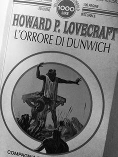 Recensione di L'orrore di Dunwich di #HPLovecraft