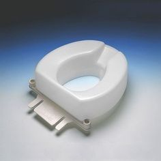 Ableware 725831002 2 Elevated Toilet Seat Compatible with ElongatedStandard Toilets -- Find similar products by clicking the image