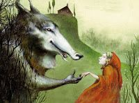Russian Intrepretations of Little Red Riding Hood LRRH Red Hood, Illustrations, Illustration Art, Narrativa Digital, Charles Perrault, Red Ridding Hood, Brothers Grimm, Big Bad Wolf, Little Red