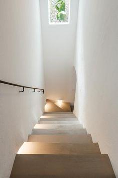 Arquitectura Ibicenca Diseño lloret . moraira-ibiza laifetyle.com Moraira, Ibiza, Stairs, Home Decor, Architecture, Stairway, Decoration Home, Room Decor, Staircases