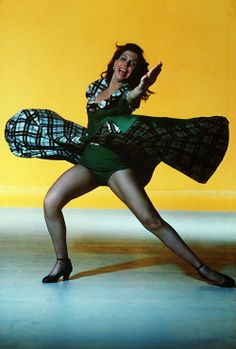 #topvintage Here's Ann Miller in 'On The Town' wearing my favourite dress of the whole movie! 1949 vintage cool :)