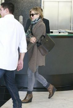 'We're The Millers' actress Jennifer Aniston spotted heading to a spa in Beverly Hills, California on November 15, 2013.