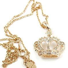 Crown necklace ♛