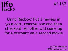 Red Box movie rental