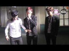 [BANGTAN BOMB] Jungkook, Jimin et Jin sur « Something » (VOSTFR) - YouTube
