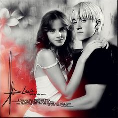 Dramione images Draco and Hermione wallpaper and background photos Hermione Granger, Draco Malfoy, Draco And Hermione, Draco Harry Potter, Harry Potter Ships, Harry Potter Quotes, Ron Weasley, James Potter, Tom Felton