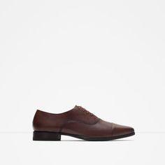 Men's Fashion – How to Nail Office wear – Designer Fashion Tips Oxford Shoes Outfit, Men's Shoes, Dress Shoes, Oxford Platform, Black Oxfords, Zara Man, Office Wear, Ladies Dress Design, Designer Wear