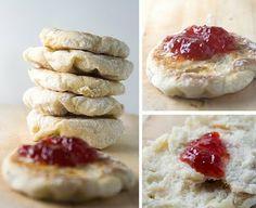 Objetivo: Cupcake Perfecto.: Recetas inglesas 3: English Muffins (y, de paso, galletas, galletas, galletaaaaaaaaaaaaaaaaas!!!!!!!)