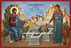 The Samaritan Woman at the Well