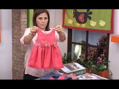 Miladis Lopez. Vestidos para niña. 5/5 - YouTube Winter Mode Outfits, Winter Fashion Outfits, Kids Fashion, Baby Pageant Dresses, Kids Party Wear Dresses, Dress Sewing Tutorials, Baby Dress Design, Kids Frocks Design, Baby Clothes Patterns