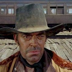 Old Western Actors, Old Western Movies, Hollywood Actor, Classic Hollywood, Old Hollywood, Old Movies, Great Movies, Jack Elam, Cowboy Films