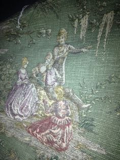 Scenic savannah By waverly toile fabric by PetrasFabric on Etsy