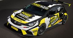 Vauxhall Astra Returns To British Touring Car Championship #Motorsport #Opel_Astra
