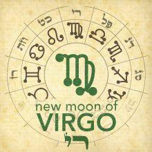Moon of Virgo