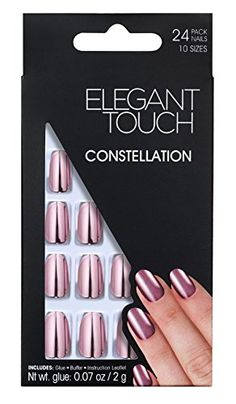 Elegant Touch Trend Nails, Constellation