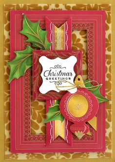HSN October 3, 2017- Christmas Sentiment Stamps
