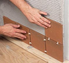 Tiling a Heat Shield | Better Homes & Gardens