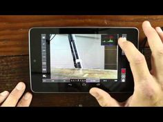Nexus 7 used as a monitor and usb controller with DSLR Controller - DSLR FILM NOOB - YouTube