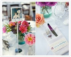 polaroid table numbers. wedding-ideas