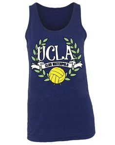 Instead of UCLA: AOII Instead of club water polo: Michigan State or Beta Gamma Instead of water polo ball: rose