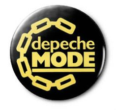 Depeche Mode Vintage Button https://www.facebook.com/FromTheWaybackMachine/