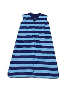 New Jammies BabyBoys Newborn Sleep Sack Navy Stripes Blue 36 Months *** You can get more details by clicking on the image.