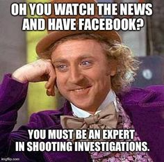 You must be an expert investigator? Law Enforcement Today www.lawenforcementtoday.com