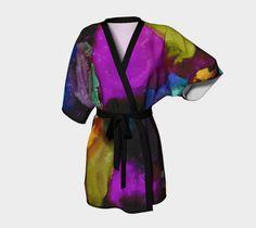 Contempo II - Kimono Robe
