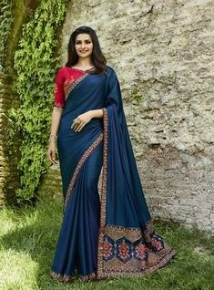 Buy Bollywood Sarees online from Panash India at best price. We offer the latest collection of Indian Bollywood sarees online with secure payment, hassle-free worldwide shipping. Bollywood Sarees Online, Bollywood Designer Sarees, Bollywood Lehenga, Sabyasachi, Lehenga Choli, Anarkali, Sharara, Blue Silk Saree, Art Silk Sarees