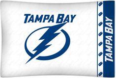 Tampa Bay Lightning Micro Fiber Pillow Case