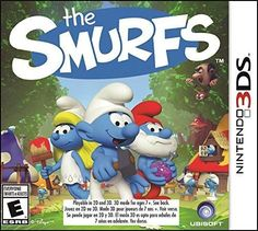 3DS The Smurfs