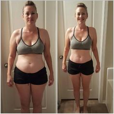 As I approached my 40th birthday I reached my highest weight ever (not pregnant) and I felt horrible about what I saw in the mirror. As soon as I started the 30 Day Challenge I immediately saw pounds start to drop and the inches fall off! I lost 16 pounds! The pictures showed me major changes! I cant deny the huge transformation I saw in the pictures and felt in my body! I feel so much better about myself and I'm more comfortable in my skin.