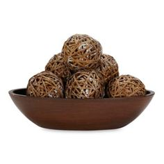 Decorative Balls For Bowls Beauteous Fragrant Autumn Decoration Ideas  Make Decorative Potpourri Balls Decorating Inspiration