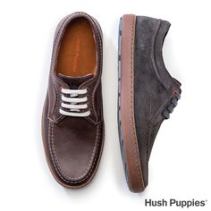 Hush Puppies, Casual Loafers, Casual Shoes, Mobile Code, Men's Shoes, Dress Shoes, Botas Chelsea, Gentleman Shoes, Designer Shoes